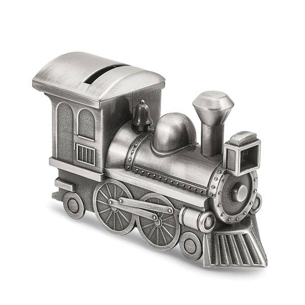 Baby Train Bank