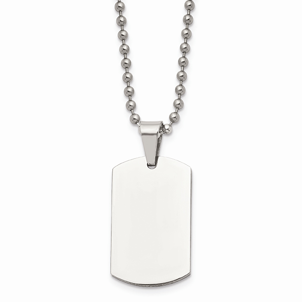 Men's Dog Tag
